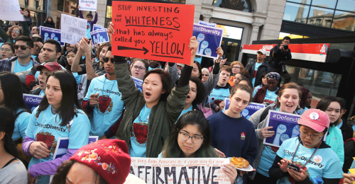 Activists Urge White Parents to 'Correct Historic Wrongs' by Not Sending Kids to Ivy League