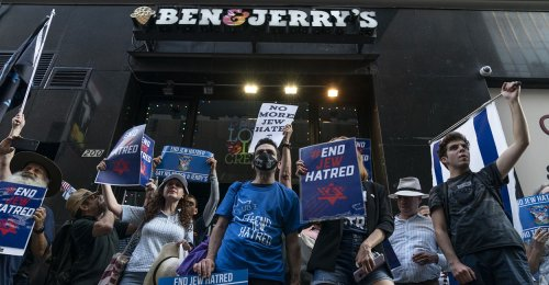 Ben & Jerry's Interview Gives Woke Capitalism Its Just Desserts
