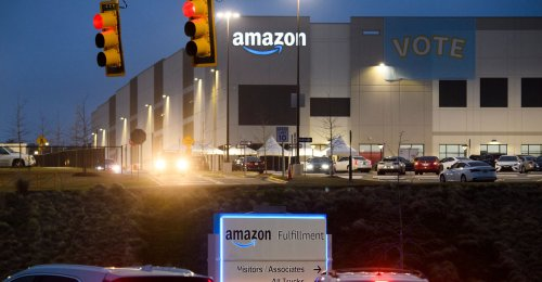 71% of Amazon Workers Reject Union, but Liberals' PRO Act Doesn't Care