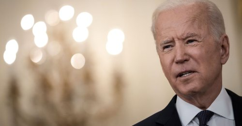 Biden, Set up for Success, Sets Everything on Fire