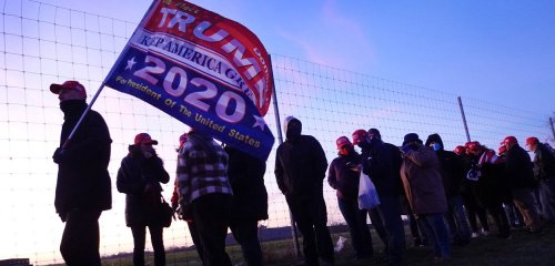Kenosha Residents Demand Answers on Outsiders in Wisconsin Election