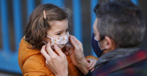 CDC Says 5 Year Olds Will Still Need to Wear Masks After Vaccine