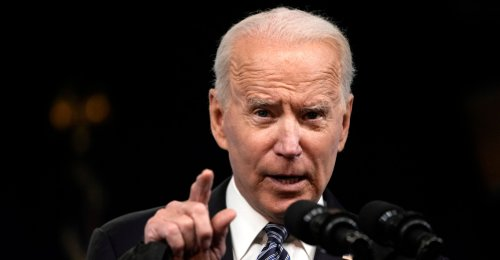 Critical Race Theory Will Be Leveled Up If Biden Gets His Way