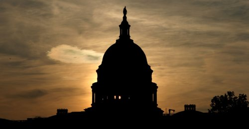 Senate Rushes to Finish Infrastructure Package Before Recess