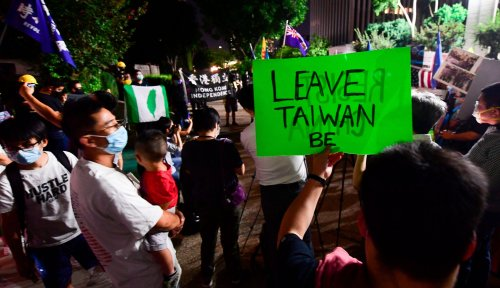 The United States Isn't Alone in Its Support of Taiwan
