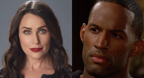 'The Bold and the Beautiful' Spoilers: Quinn Forrester (Rena Sofer) falls for Carter Walton (Lawrence Saint Victor)?