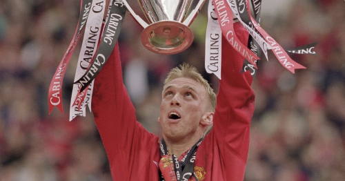 Man Utd cult hero Chadwick admits lying about 'fake girlfriend' after joining
