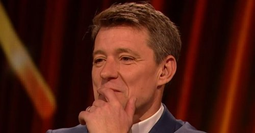 Ben Shephard left cringing as Sam Thompson tells him his mum fancies him
