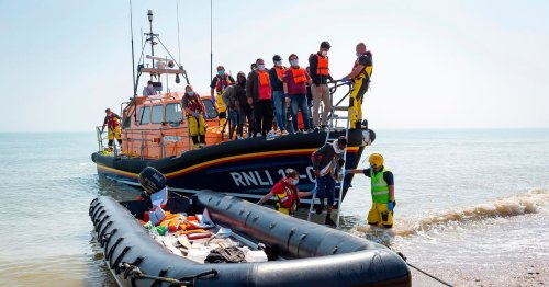 If Farage floats your lifeboat and it's okay to attack RNLI then we're all sunk