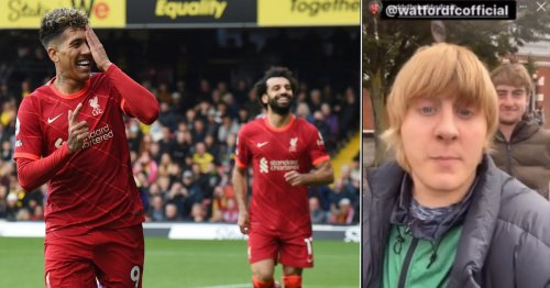 UFC's Paddy Pimblett 'kicked out' of Watford vs Liverpool for 'celebrating goal'