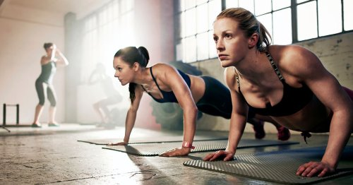 Top 8 gym workouts that burn the most fat – from treadmills to bikes