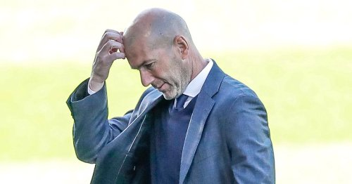 Zidane will 'walk away' from Real Madrid with two replacements lined up