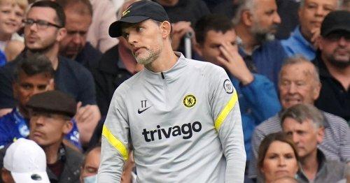 Chelsea boss Thomas Tuchel aims swipe at players for service to Romelu Lukaku
