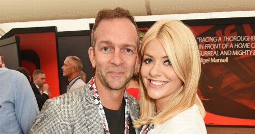 Holly Willoughby's husband claimed up to £10,000 in furlough despite fortune
