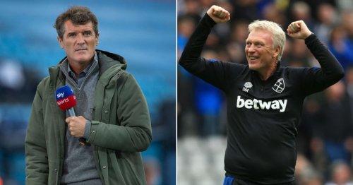 Roy Keane's David Moyes theory proved correct as West Ham impress in Europe