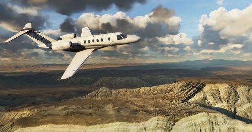 UK Microsoft Flight Simulator launch time