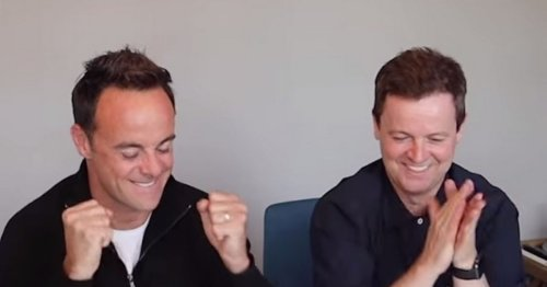 I'm A Celebrity 2021 line-up confirmed as Ant and Dec react to 'brilliant' stars