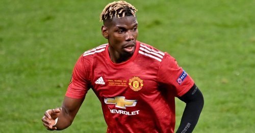Man Utd have 'already held talks' over potential replacements for Paul Pogba