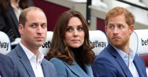 Kate Middleton 'let slip' admission she's a Chelsea fan - risking wrath of Wills