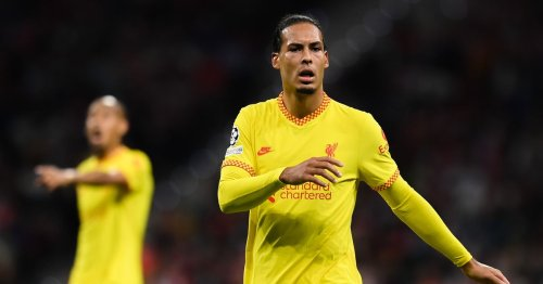 Klopp could be forced into unthinkable van Dijk decision ahead of Man Utd clash