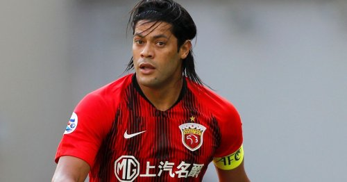 8 players you completely forgot played in China after leaving European football