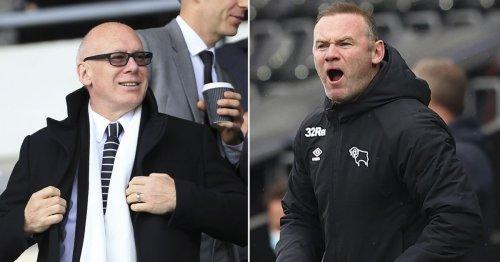 "Rooney tears into ""dishonest"" Derby owner Morris in blistering broadside"