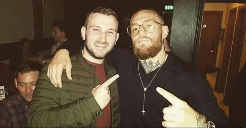 Conor McGregor to take on impressionist in charity wheelchair boxing 'fight'