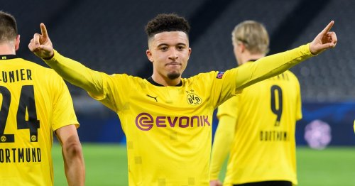 Sancho's date with destiny can end Dortmund spell on a high before Man Utd move