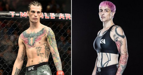 UFC's Sean O'Malley slams transgender MMA fighter as 'jacked girl' after victory