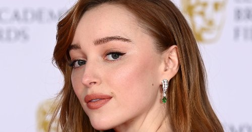 Bridgerton's Phoebe Dynevor 'confesses love to new beau' with matching necklace
