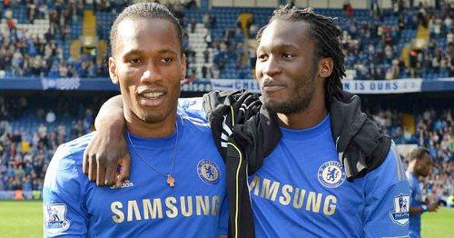 """Ashley Cole explains Didier Drogba's """"father figure"""" influence on Romelu Lukaku"""