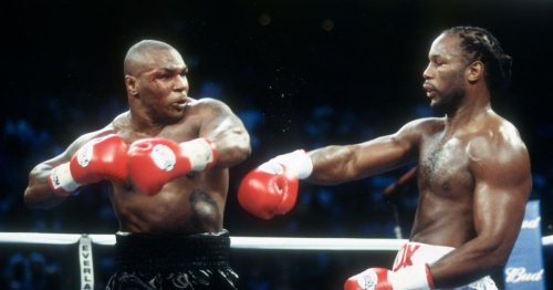 """Mike Tyson vows """"no one can stop"""" him as boxing legend prepares for Lennox Lewis"""