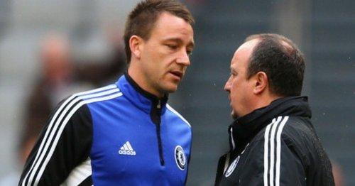 Chelsea legend John Terry once hit out at Rafa Benitez prompting unbeaten run