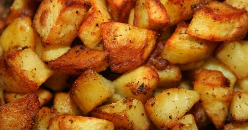 Mum's 85p cooking hack guarantees the crispiest roast potatoes every time