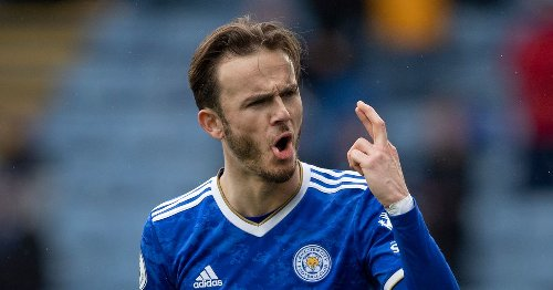 Arsenal must pay £60m for James Maddison with Leicester star 'top of their list'