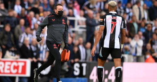 Newcastle vs Spurs suspended as defibrillator rushed across pitch to help fan