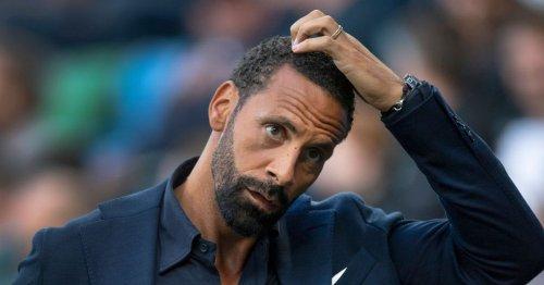 Rio Ferdinand and Usain Bolt both fume at disastrous Man Utd performance