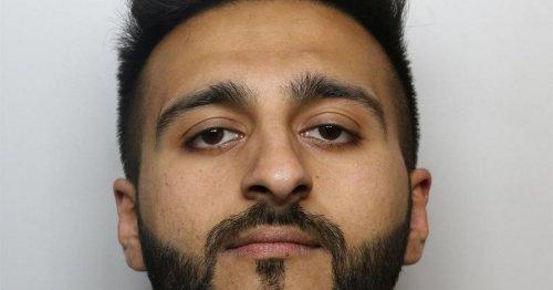 Car dealer, 25, caught speeding eight times blamed it on imaginary 'cleaner'