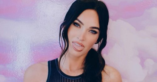Megan Fox sends fans wild as she flaunts figure in paper-thin skintight top