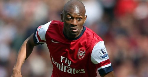 Abou Diaby at 35- Arsenal's injury-hit star fans expected to become next Vieira
