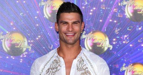 Strictly's Aljaž Škorjanec admits it was 'heartbreaking' without live audience