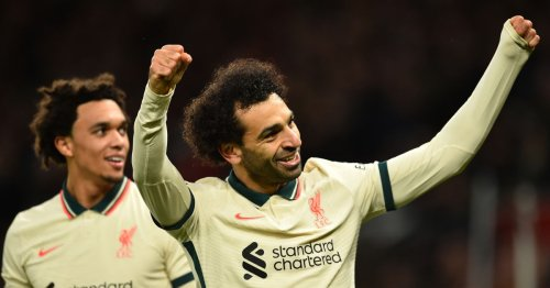 Man Utd's PA blunder allowed Liverpool fans to belt out Mo Salah anthem