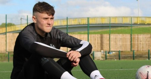 Liverpool 'set to beat Utd and Chelsea' to Newcastle's teenage star Bobby Clark