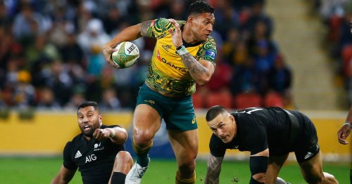 Controversial rugby star Folau bags himself £1million deal despite shameful past
