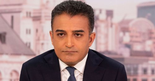 Good Morning Britain's Adil Ray fumes over 'elitist' football super league plans