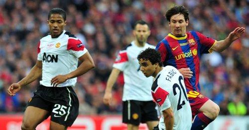 Fabio recalls moment Ferguson told him he was playing in Champions League final