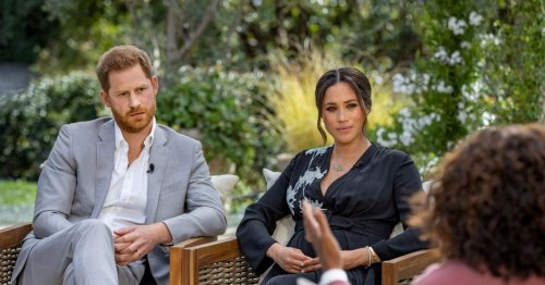 Prince Harry 'signed up to Oprah 24 hours after stripped of military titles'