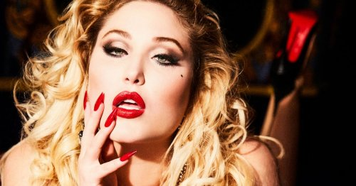 Hayley Hasselhoff inundated with 'messages' after posing nude on Playboy cover