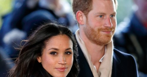 Meghan and Harry snubbed as Beatrice's baby added to website faster than Lilibet