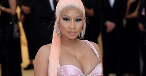 'Nicki Minaj and testicles grab BoJo's attention - we're scratching our heads'